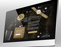 OOH!-awards 2014 - One-page-website (Dallas Antwerp)