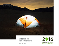 National Park Service Centennial Print Campaign