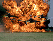 Seymour Johnson AFB Air Show - Tora Tora Tora!