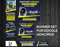 Banner Set For Google AdWords