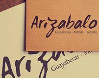 Arizabalo Imagen guayaberas Mérida, Yucatán