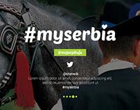 MySerbia - Website