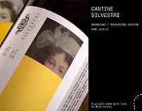 Cantine Silvestri - branding