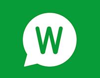 WhatsApp Re-design