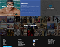 Several Fitness Companies - Design System