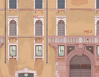 Restauro palazzo Carnesali Monga
