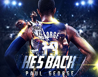 NBA Social Media Artwork