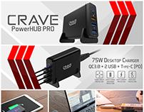 Desk USB Charger