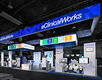 eCLINICALWORKS @ HIMSS