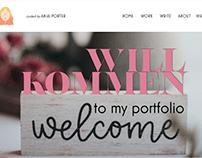 Website Landing Page (Web Dev)
