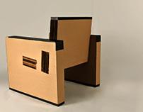 Cardboard Chair 2015