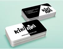 KIKI RIKI Business Card