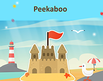 PeekaBoo - Kids Learning App