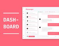Dashboard - UI/UX