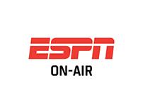 ESPN On-Air Graphics