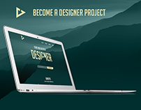 Become a Designer Project