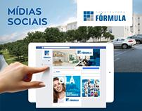 Fórmula Construtora - Mídias Sociais