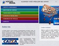 Site - Núcleo Brasil