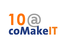 10 @ coMakeIT - Internal Communication Campaign