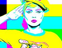'Atomic' Debbie Harry/Blondie