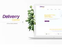 Delivery (Landing Page)