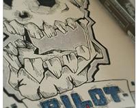 Skull Icon no.2