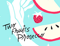 Two Fruits Prosecco