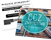 Identity design for CCZ