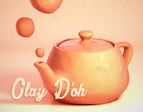 Clay D'oh