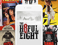 The Hateful 8 - Tarantino's Challenge