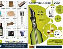 WINEX Pty Ltd Christmas Special 2012 Brochure
