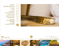 Cavo Tagoo, Website