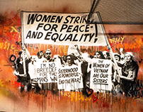 Women's March Mural 03.2018