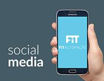 FIT Automação | Social Media
