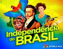 Independência do Brasil | Posto Estrela do Vale