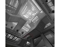 Escher Building