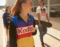 Kodak Lifestyle Campaign