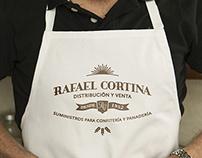 Rafael Cortina. Corporate identity