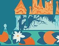 Florida Tourism Poster