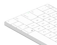 NEW Apple Magic Keyboard Concept CGI