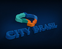 Identidade Visual - City Brasil Turismo