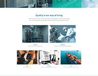 Alexandria Pharmaceuticals Website