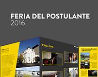 Feria del Postulante UDP 2016