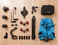 RAW - The versatile camera stabilisation system