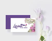 Larissa Parti Store & Organizasyon Logo