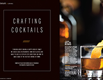 Cocktail feature