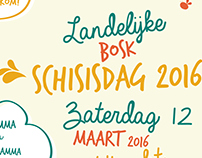 BOSK Vereniging - Poster landelijke schisisdag