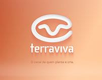 Terraviva Channel Concept Rebrand