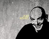 Dépliant - Jean Nouvel