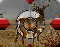 Deer Hunter Game Icon